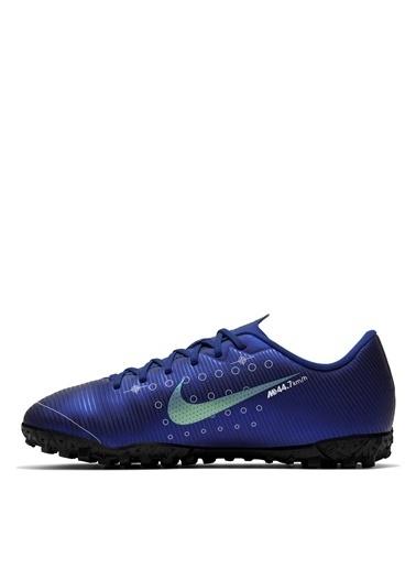 Nike Halı Saha Ayakkabısı Mavi